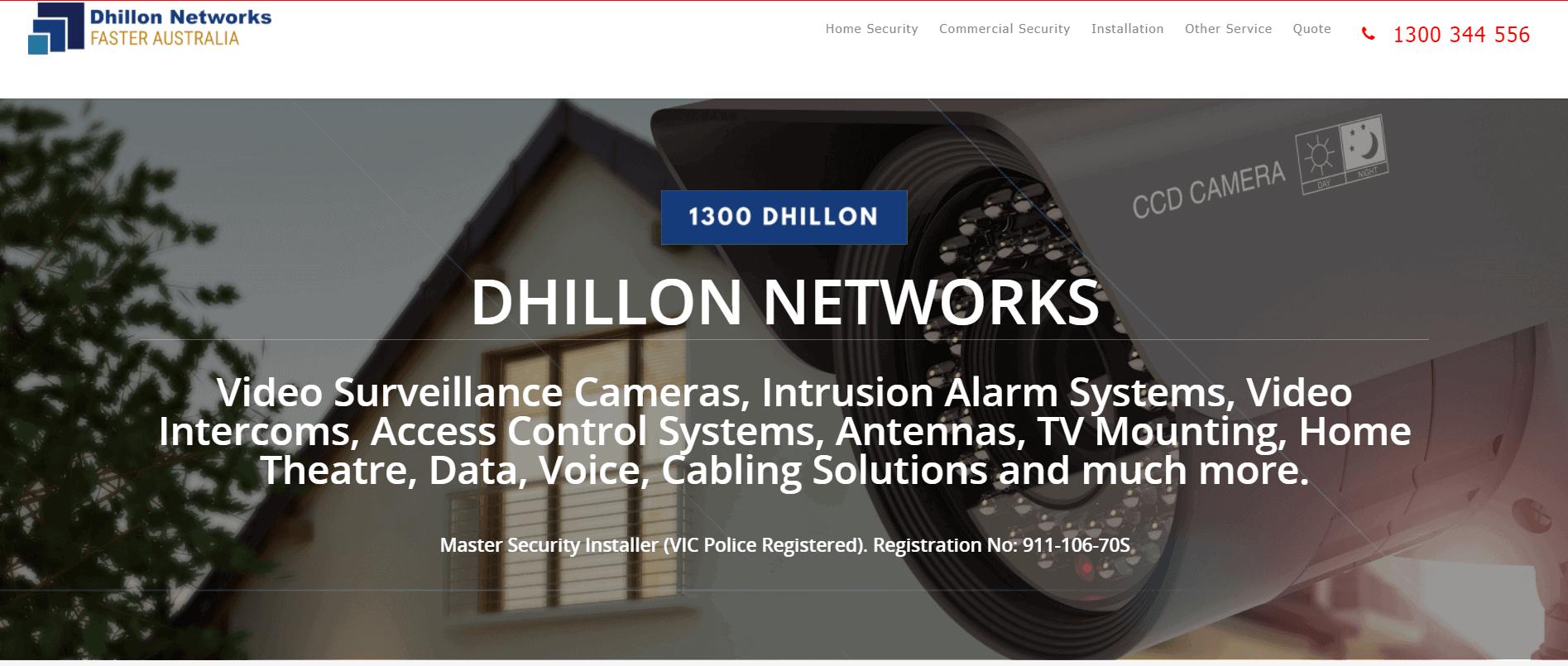dhillon networks