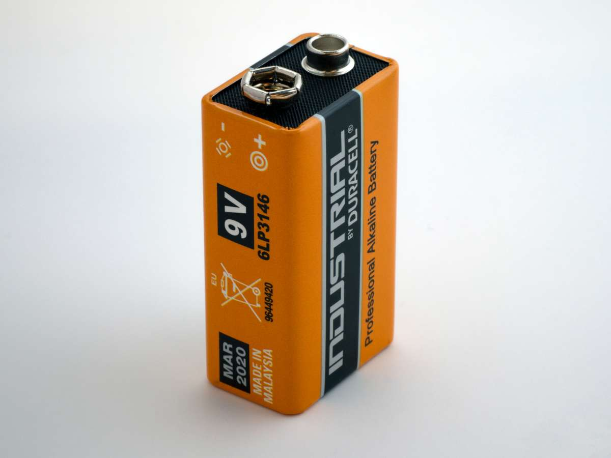how does the backup battery for an alarm system work (2)