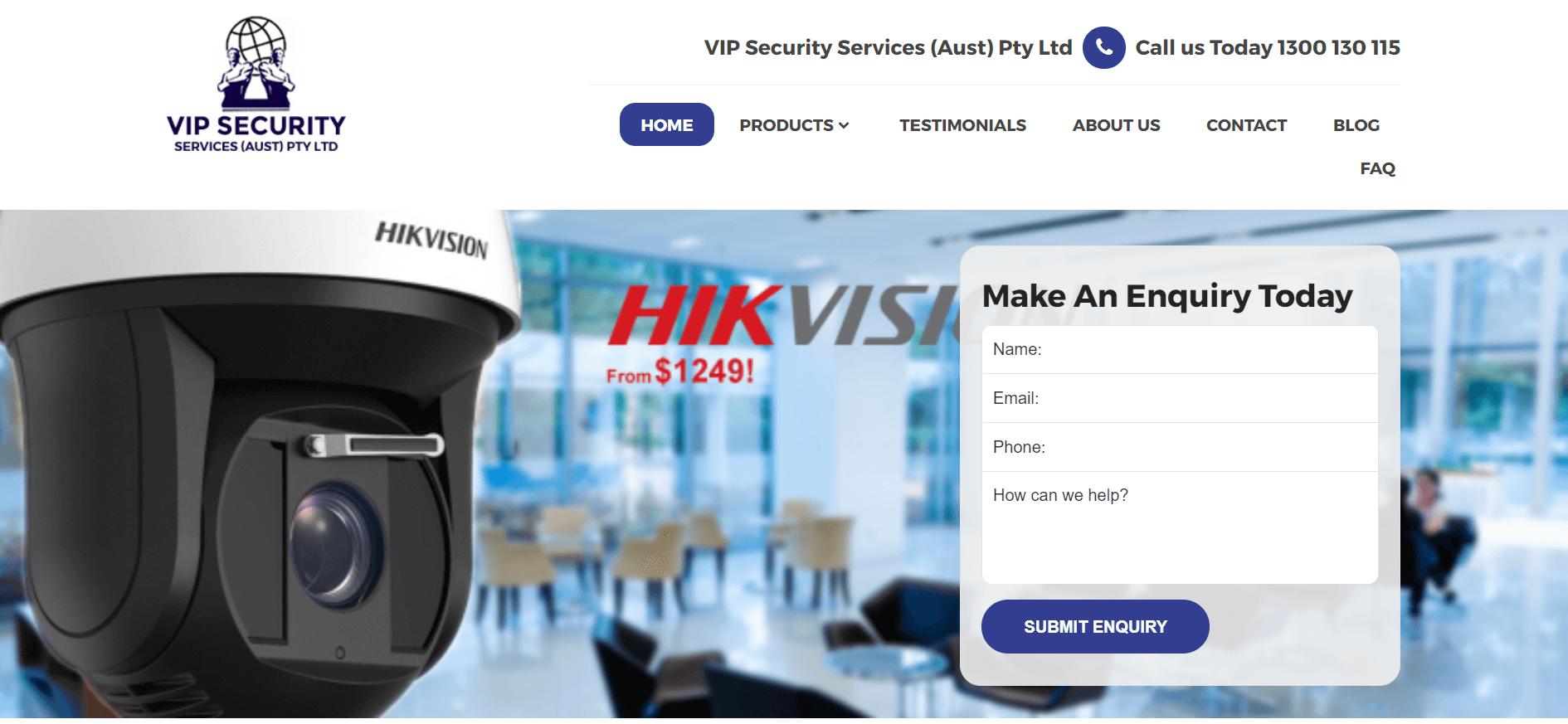 vip security