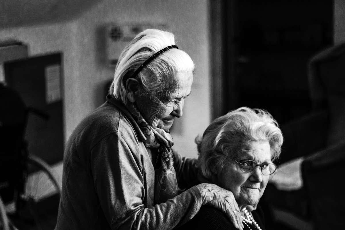 what is the home alarm system for the elderly and seniors