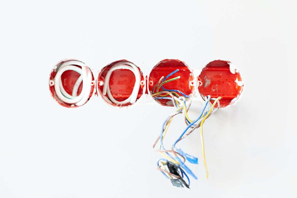 what kind of wire should i use for an alarm system