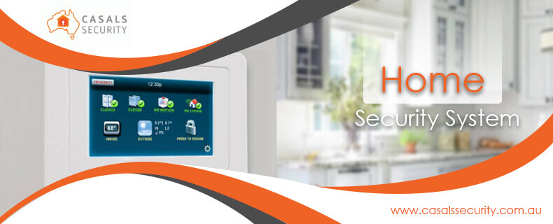 Get a perfect home security system installed before planning holidays