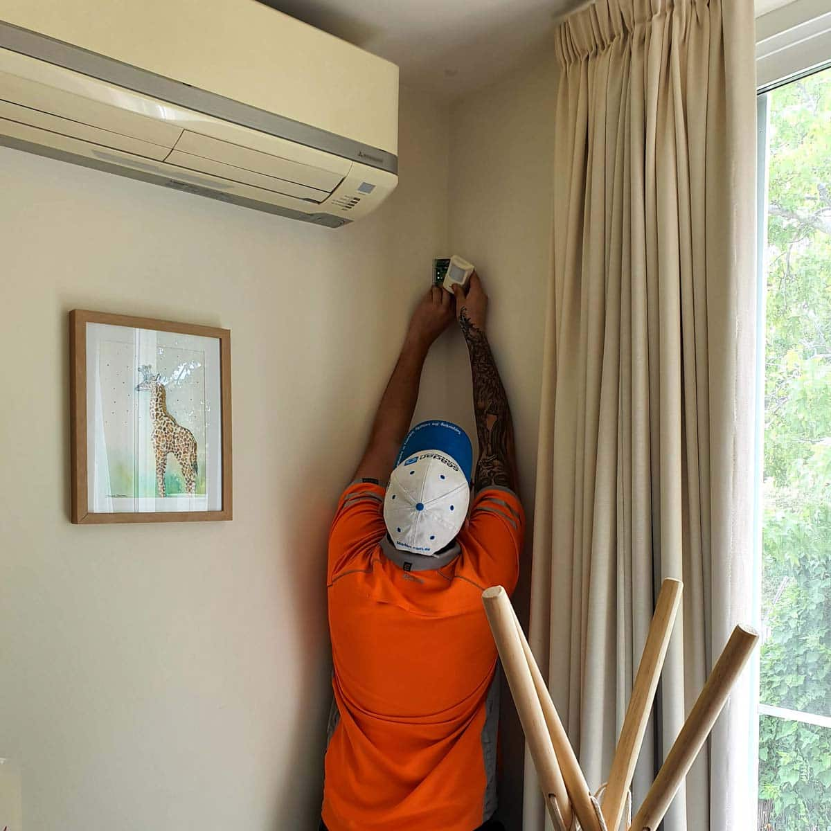 Home Alarm System Melbourne 03