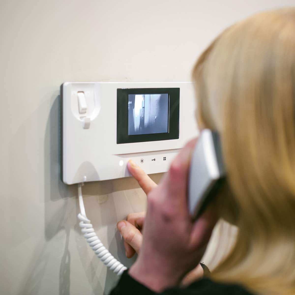 Intercom System Melbourne 06