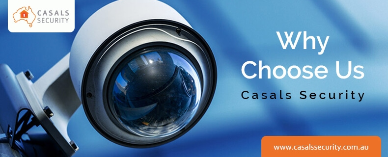 Why choose us – Security Systems