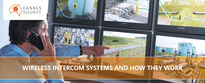 Wireless intercom systems and how they work